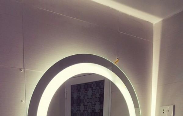 Gương phòng tắm bỉ tiêu chuẩn châu âu