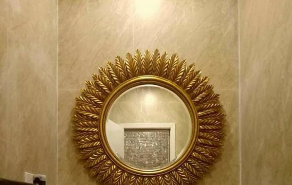 Gương trang trí nội thất không thể thiếu trong trang trí nhà cửa