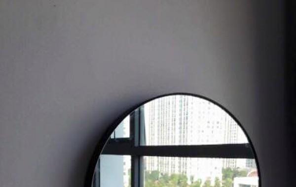 Sử dụng gương tròn trong thiết kế