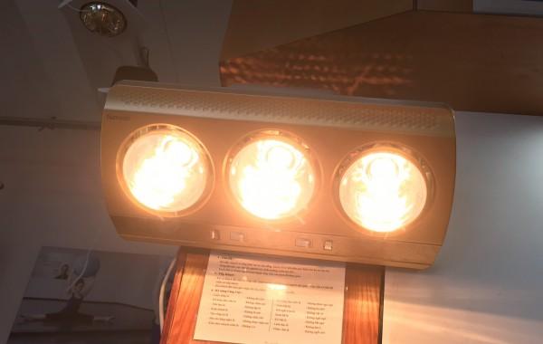 Cách giữ ấm phòng ngủ với đèn sưởi hồng ngoại khi gió mùa về