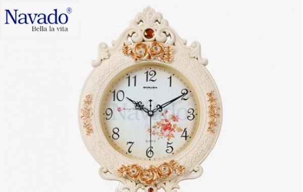 Đồng hồ decor treo tường tâm hồn cho không gian và thời gian