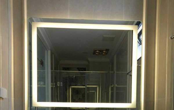 Gương bỉ phòng tắm đẳng cấp