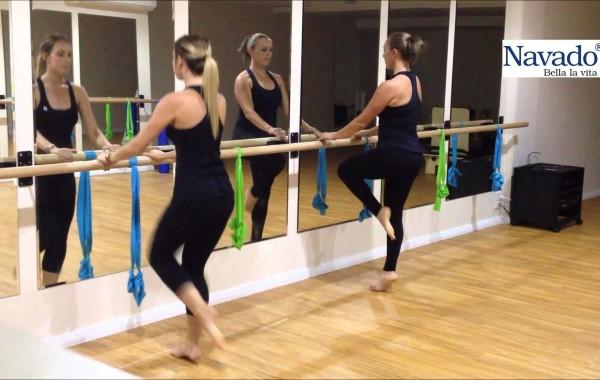 Gương soi bỉ cho phòng tập múa