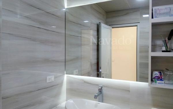 Những điều bạn cần biết khi lựa chọn gương phòng tắm cao cấp