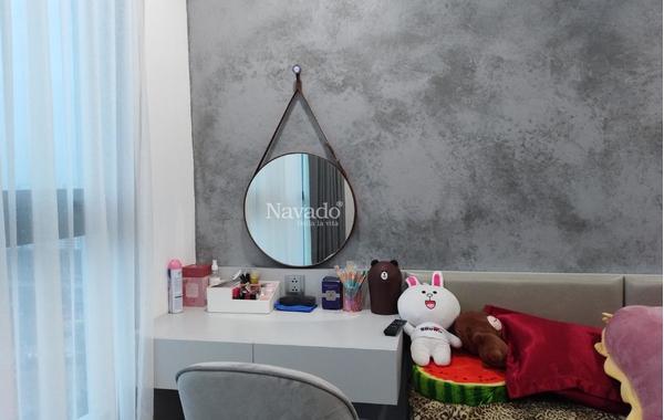 Các mẫu gương bàn trang điểm hiện đại ấn tượng thu hút mọi ánh nhìn