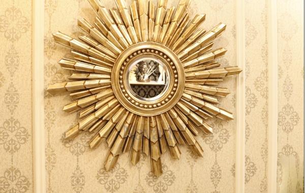 Trang trí nhà đẹp với gương treo tường