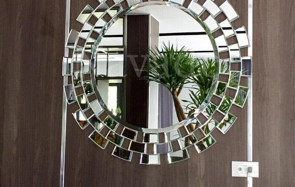 Gương treo tường trang trí nội thất hiện đại