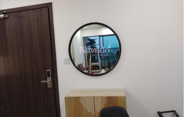 Những mẫu gương phòng tắm khác biệt trong thiết kế nội thất