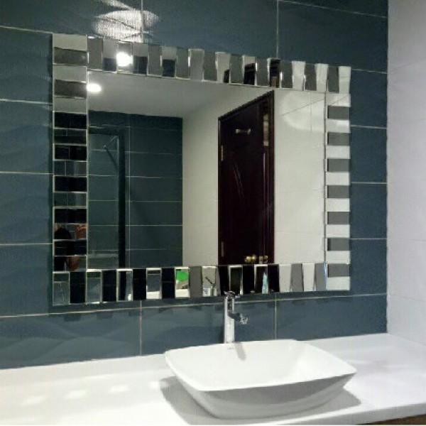 Gương nghệ thuật phòng tắm mystery big