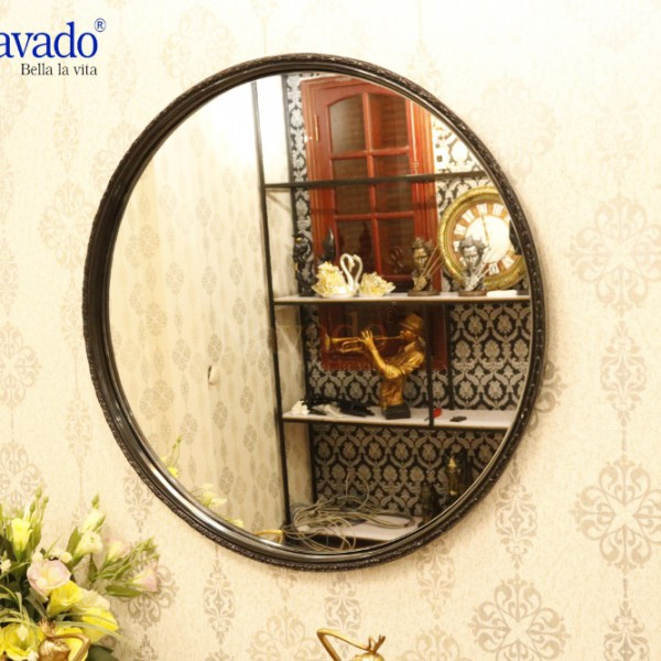 Gương tròn phòng tắm Optima 70cm