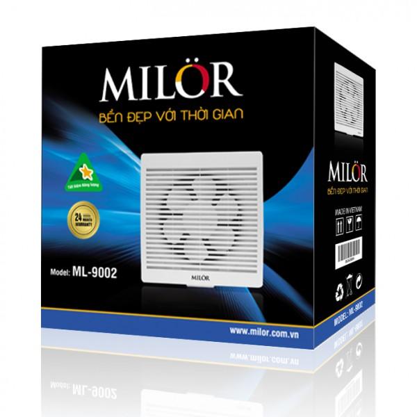 Quạt thông gió Milor siêu bền ML 9002