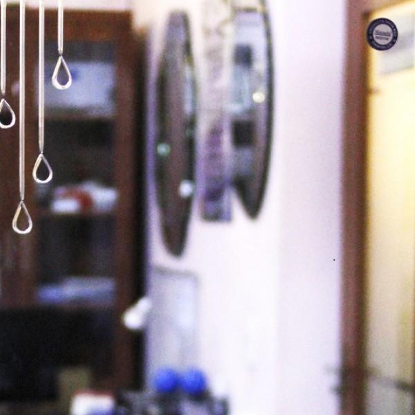 Gương phòng tắm giọt sương NAV 539 C