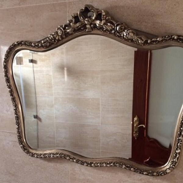 Gương phòng tắm Cupid