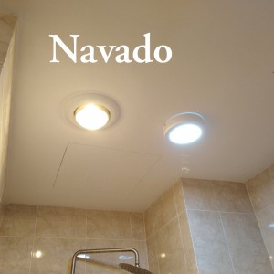 Đèn sưởi phòng tắm cao cấp