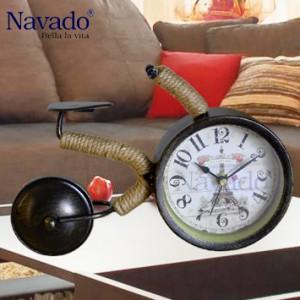 Đồng hồ để bàn Bicycle