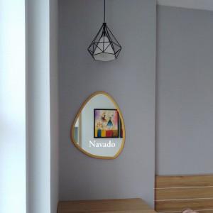 Gương bàn trang điểm hình Viên đá (Pietra)