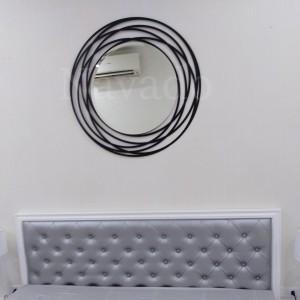 Gương trang trí phòng khách Galaxy