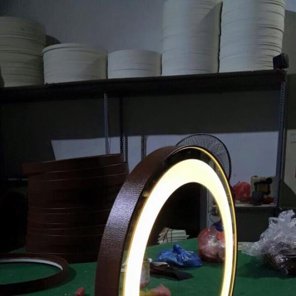 Gương dây da đèn led 50cm