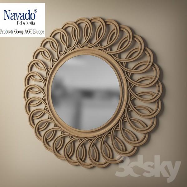 Gương Decor tân cổ điển Nesoi