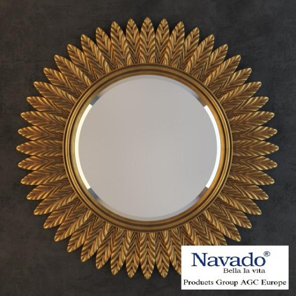Gương tròn decor home