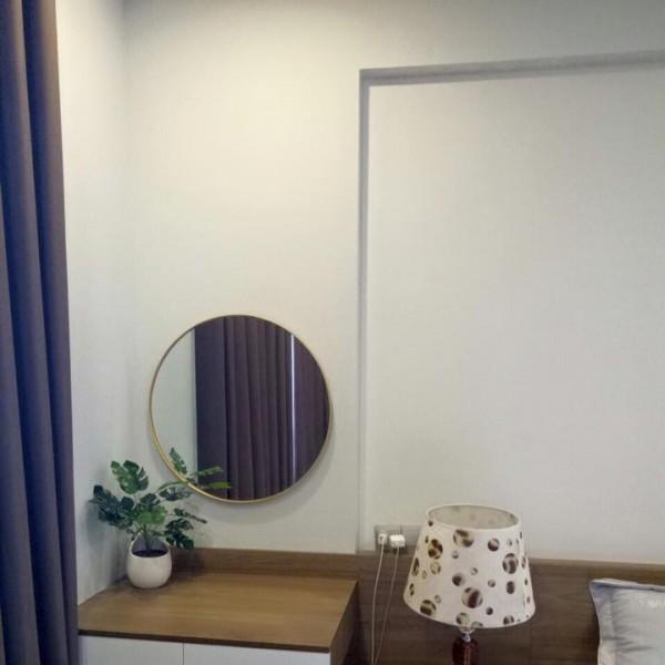 Gương tròn Optima 60cm