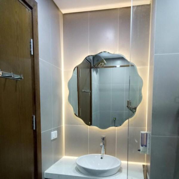 Gương đèn led phòng tắm đẹp