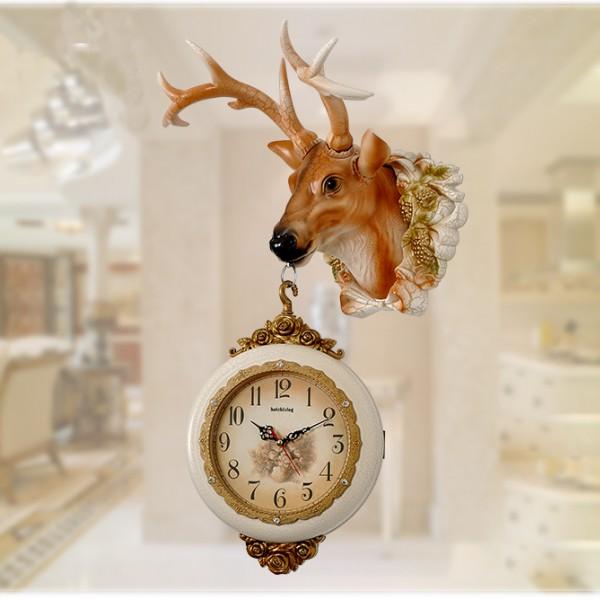 Đồng hồ treo tường Tuần Lộc