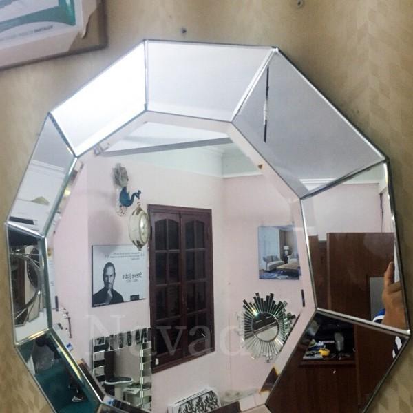 Gương nghệ thuật Turtle