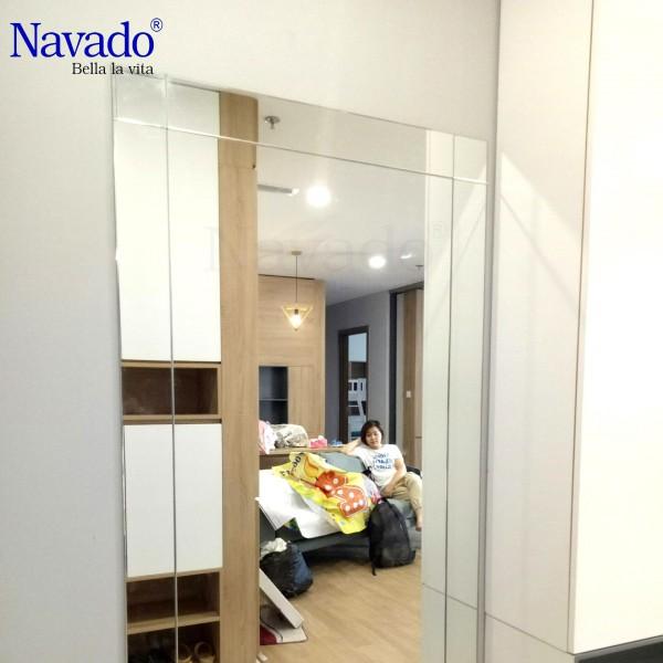 Gương ghép phòng ngủ