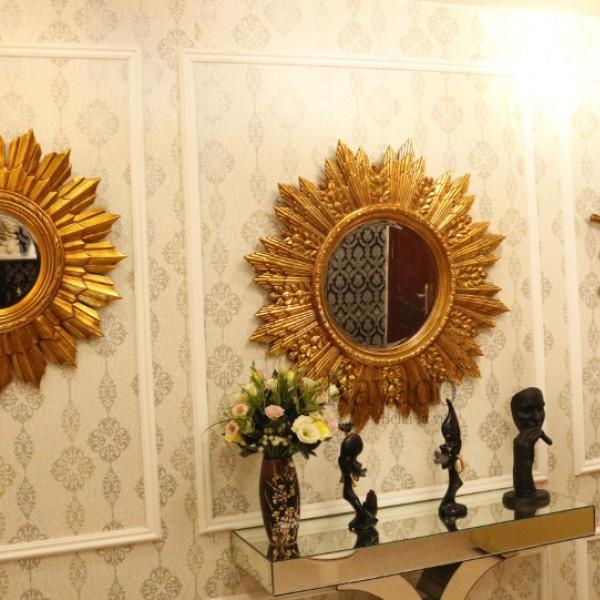 Gương trang trí Sunflower