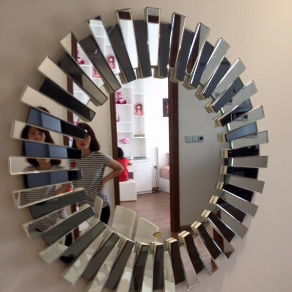 Gương trang trí phòng khách Mystery