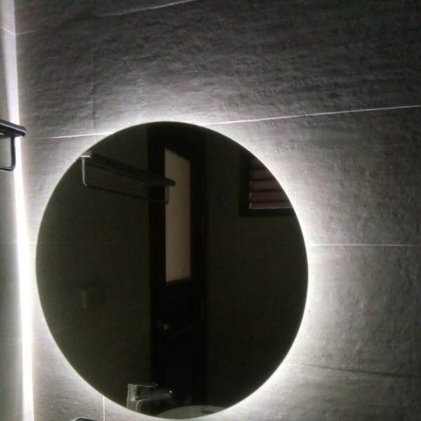 Gương phòng tắm đèn led NAV1011C