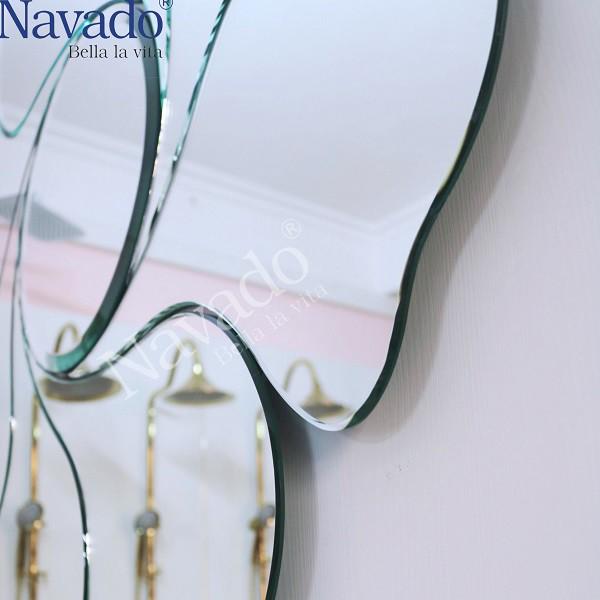 Gương trang trí nhà đẹp Mimosa