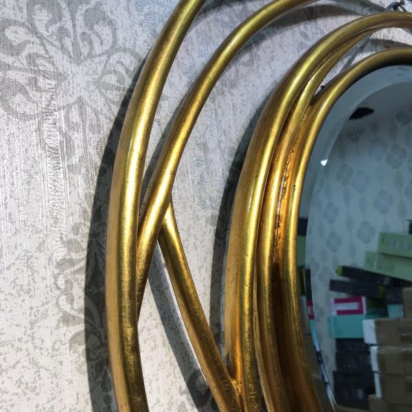Gương nghệ thuật treo tường Julia (Gold)