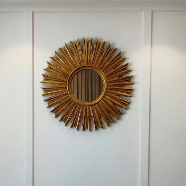 Gương nghệ thuật 3D Queen Bee