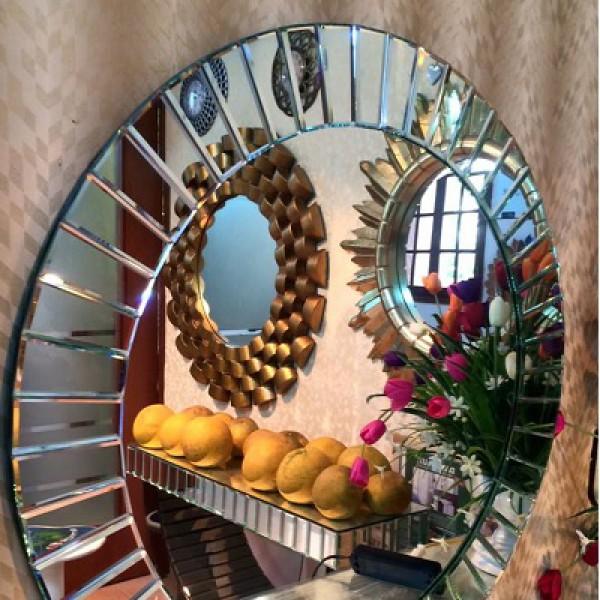 Gương phòng tắm the sun