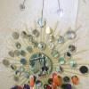 Gương trang trí phòng khách Hebes