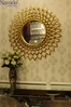 Gương tân cổ điển Electra phòng khách