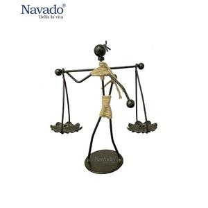 Bộ decor chấn nến Mother nghệ thuật Navado