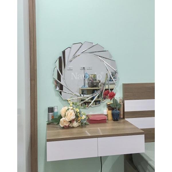 Gương bàn trang điểm hiện đại Diana