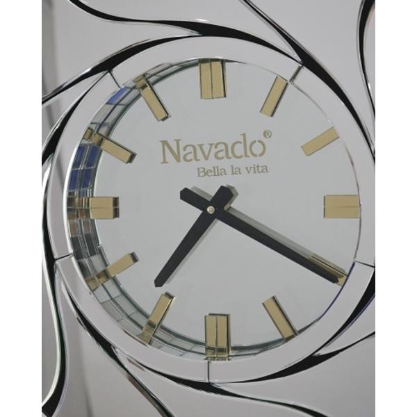 Đồng hồ decor nghệ thuật Mimosa