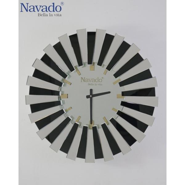 Đồng hồ decor nghệ thuật treo tường Mystery