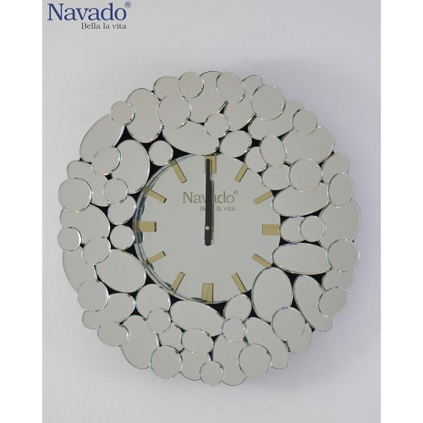 Đồng hồ decor treo tường Queen