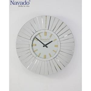 Đồng hồ nghệ thuật deocr The Sun
