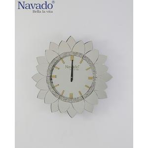 Đồng hồ treo tường nghệ thuật Sunflower