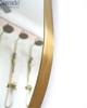 Gương toàn thân Inox mạ PVD Luxury
