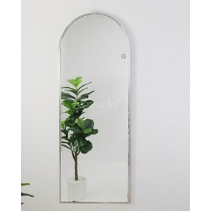 Gương soi toàn thân treo tường mái vòm