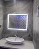Gương phòng tắm đèn Led hiện đại hình chữ nhật