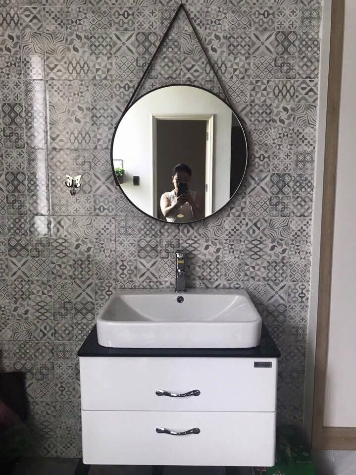 Gương nhà tắm bỉ