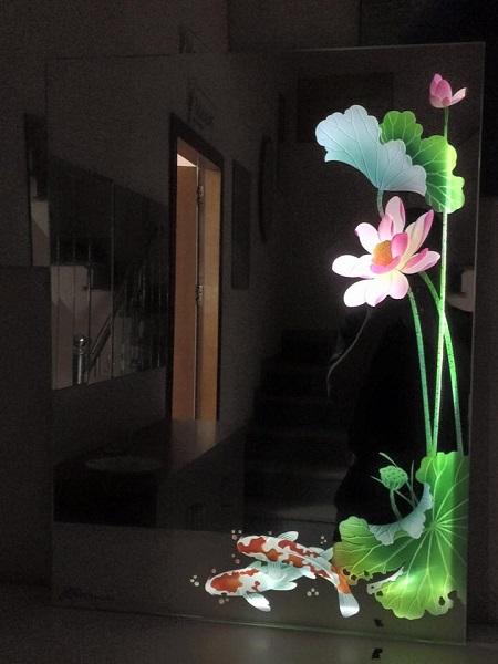 Gương sen lotus Pond